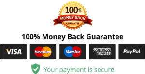 money guarantee with cards